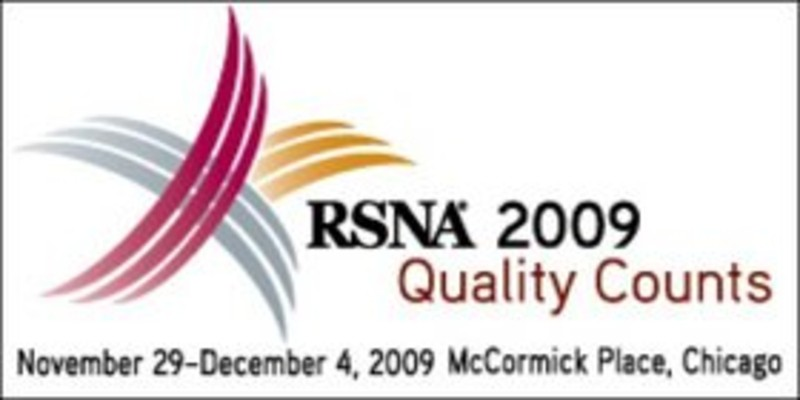 Fraunhofer MEVIS at annual meeting of the Radiological Society of North America 2009